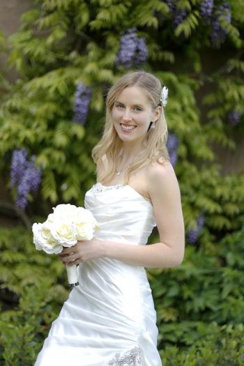 wedding photography Northampton bride